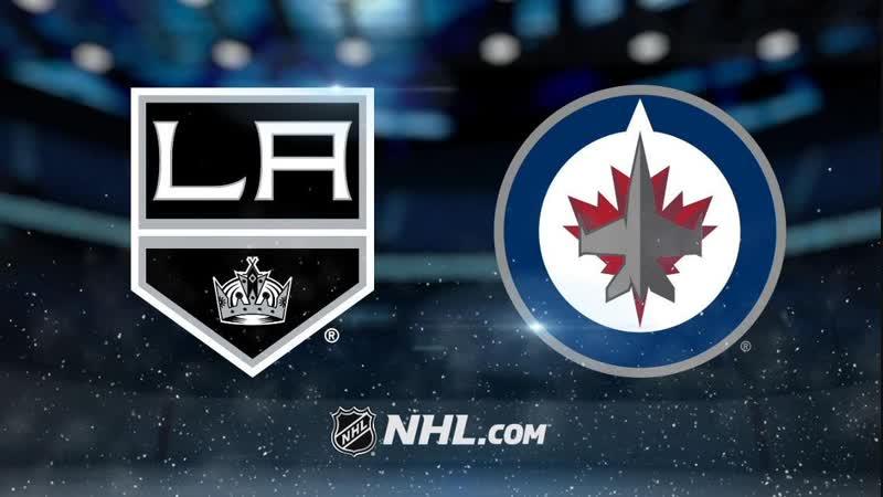 NHL | RS-18/19 | Jets VS Kings | 19.12.18