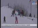 Воспитанники отделения горнолыжного спорта второй школы Олимпийского резерва показали высокий класс