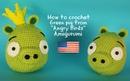 Green Pig Angry Birds Amigurumi World Of Amigurumi