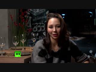 Елизавета Туктамышева. Интервью RT. Тизер