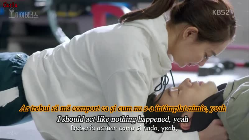"Kim Jong Hyun - ""Beautiful Lady""- Oh, my Venus - Ost -română sub"
