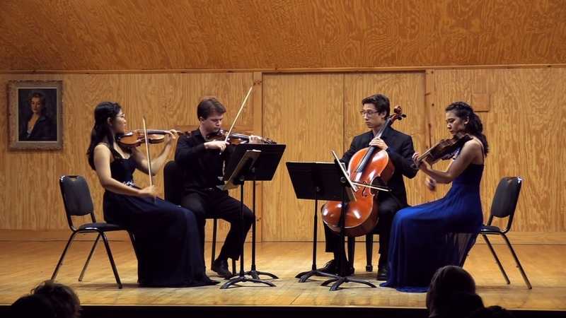 Mozart String Quartet in B Flat Major K 589