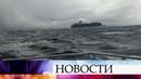 У берегов Норвегии спасают пассажиров круизного лайнера, у которого отказал двигатель.
