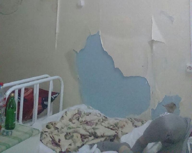 Бомжи живут лучше, чем пациенты инфекционной больнице Черкесска