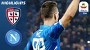 Cagliari 0-1 Napoli   Drama as Milik Nets Late Winner   Serie A
