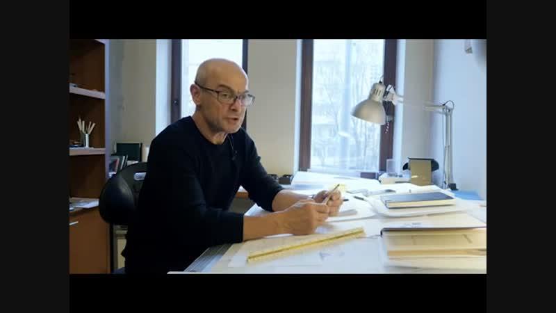 Интервью с архитектором Николаем Лызловым