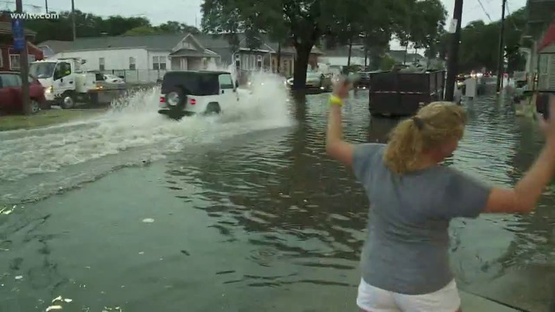 'Nobody wants to deal with it' residents frustrated as streets flood -- again