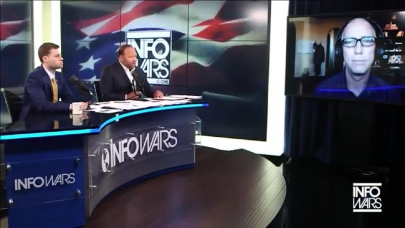 ALEX JONES (FULL SHOW) Sunday 6-17-18- Fathers Day Special, Roger Stone Met wit