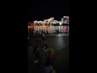 2018.07.11 - экскурсия в г. Янцзы: танцующий фонтан