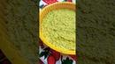 Хлебцы из пророщенного нута проростков зелёной гречки