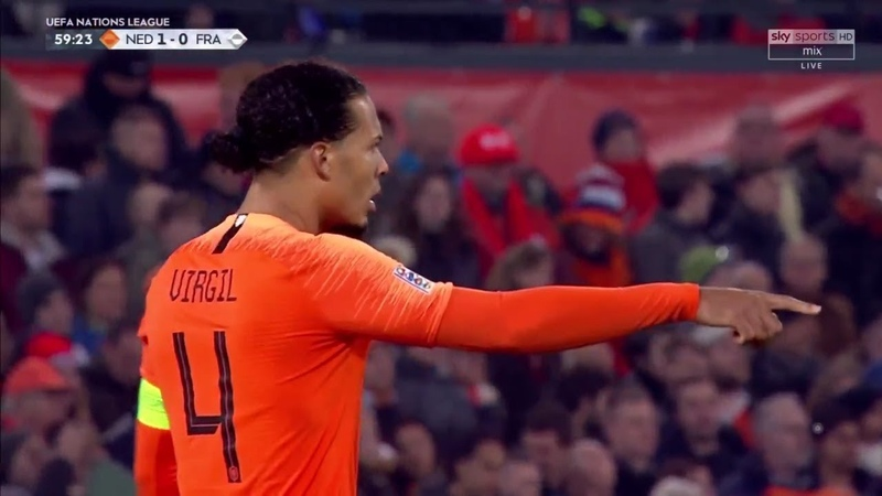 VVD Keeps Mbappe, Griezmann Co. Quiet • 2018/19