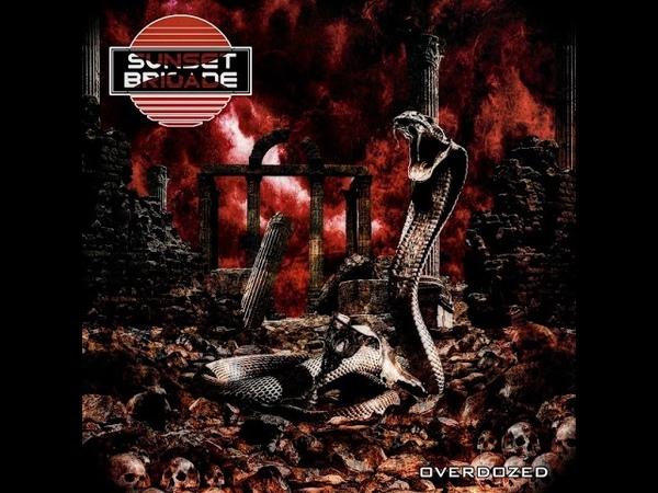 MetalRus.ru (Groove Metal). SUNSET BRIGADE — «Overdosed» (2019) [EP] [Full Album]