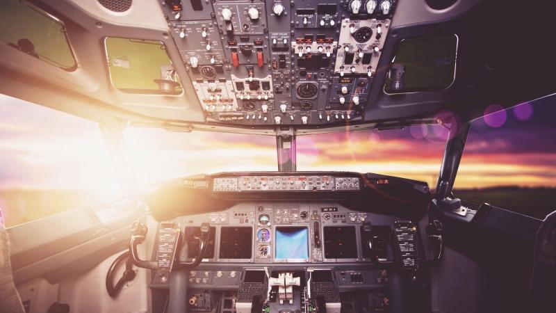 Жизнь пилота гражданской авиации