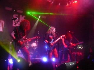 «SK bar»22/04/2017- Rapid Fire tour 2017,«Murdelust», «Poligon», «Manic Depression.