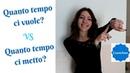 Volerci vs metterci (Quanto tempo ci vuole? Quanto tempo ci mette?) - Italian lesson