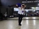 Современные парные танцы Хастл, 2 года Dance Fox