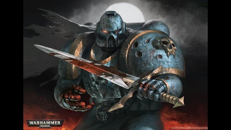 Space Marines Tribute The Vengeful One Warhammer 40 000 Music Video GMV AMV