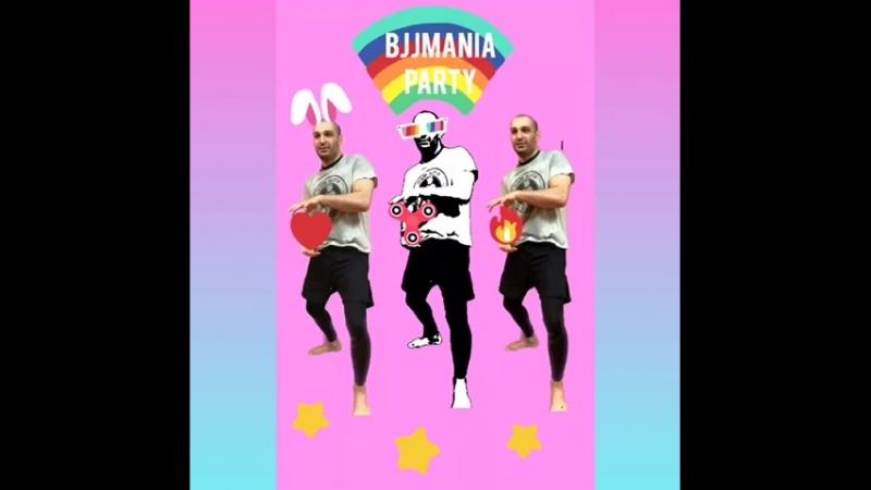 Магомет Матиев Приглашение на BJJMania Party