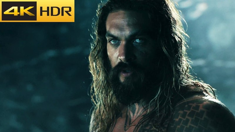 Steppenwolf in Atlantis | Justice League 4k HDR