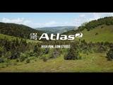 GIN GLIDERS Atlas 2 -- Easy intermediate paraglider