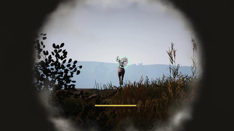 тестовый сервер охотничий снайперский режим