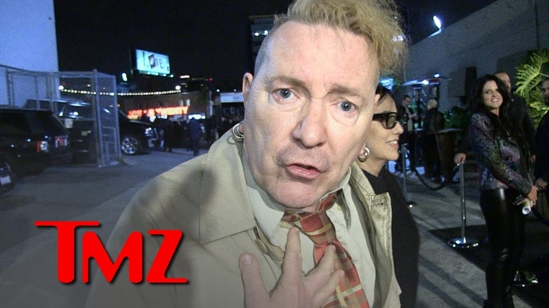 Johnny Rotten Emotional Over Prodigys Keith Flints Death, Offers Help | TMZ