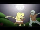 The SpongeBob SquarePants Anime - OP 2 (Original Animation)_HD