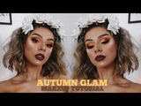 YOUR GAL IS BRINGING YOU AUTUMN GLAM VIBES