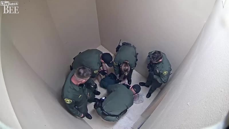 Chilling video of inmate beating released as Auburn Jail lawsuit settled for $1 4 million