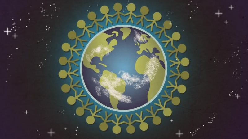 Earth Day 2018 Google Doodle   День Земли 2018 Google Doodle