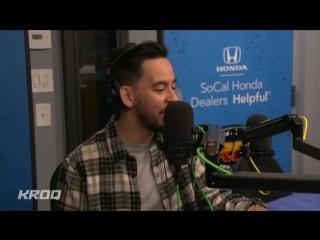 Mike Shinoda KROQ live