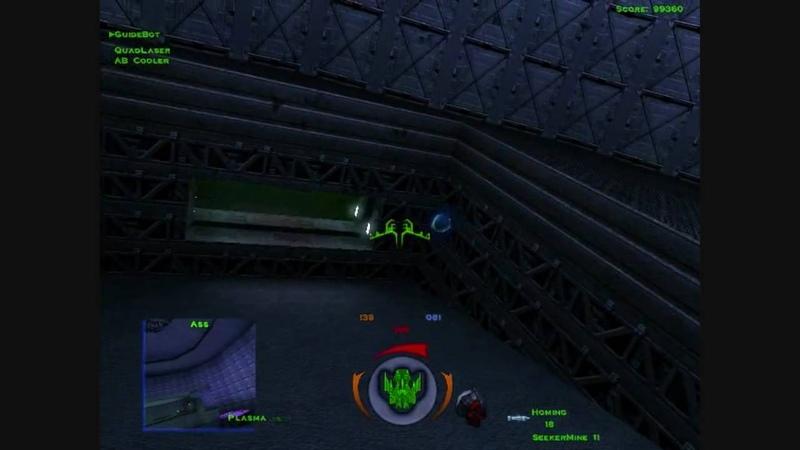 Descent 3 Mercenary Level 6 Part 3
