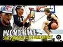 Mac McClung SHUTS DOWN BIL All American Dunk Contest!! Shareef Miles Too! OSN Judging!!