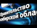 Анимация герба Новосибирской области