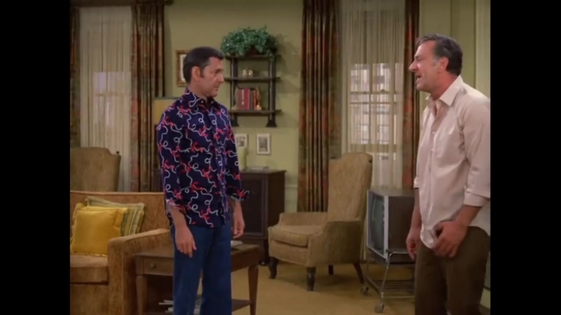 THE ODD COUPLE_IM DYING OF UNGER