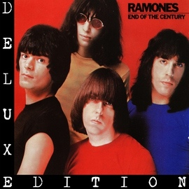 Ramones альбом End Of The Century (Expanded & Remastered)