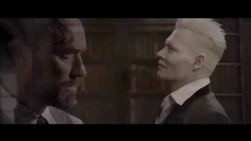 GGAD Albus Dumbledore, Gellert Grindelwald MV- Time of our lives (Crimes of Grindelwald Spoilers)