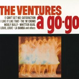 The Ventures альбом The Ventures A Go-Go