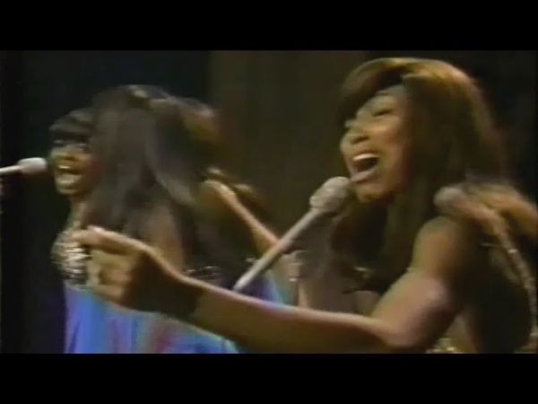 Ike and Tina Turner Revue - Come Together 1969.