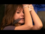 30 minutes kidnapping bondage scene in Mexican soap Part 1
