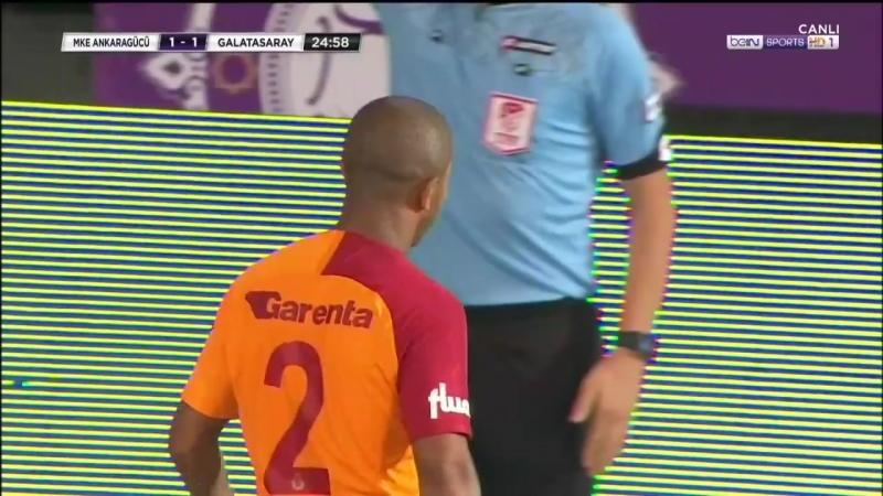Ankaragüçü Galatasaray 10 08 18