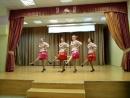 Танец Кадриль. Отчётный концерт 18 мая
