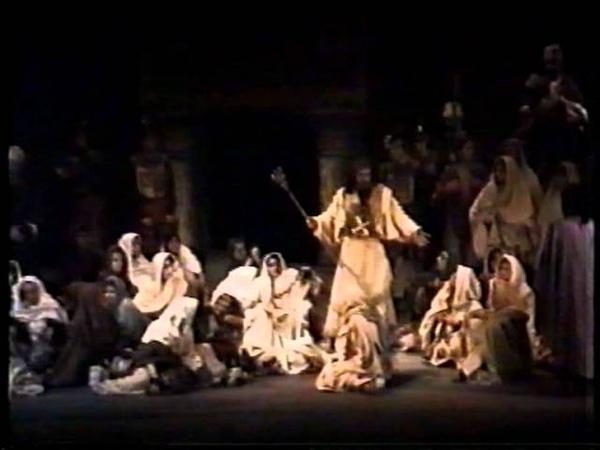 Nabucco Oh! Dischiuso il firmamento