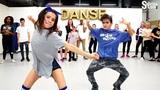 Street Dance Choreography Sabrina Lonis WINNER 737 challenge Sean Sahand