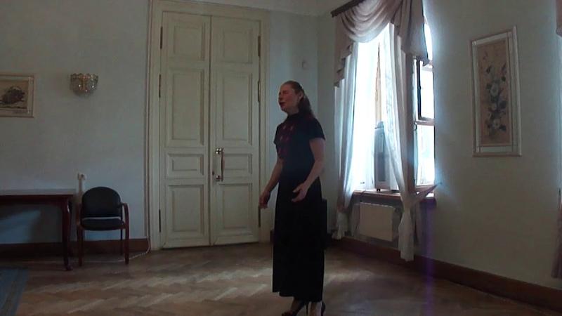 «Острою секирою», А. Гречанинов, сл. А. Толстого,
