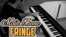 Fringe Opening - Main Theme - Piano Cover