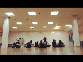 High Heels Choreo by Olya Rodionova | Fabio T. - Вдвоем