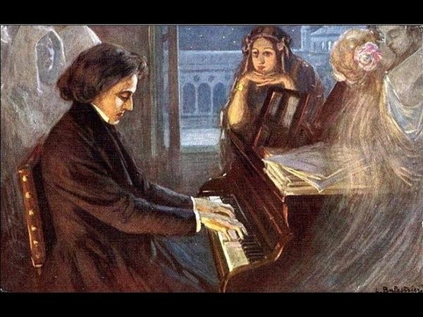 Frederic Chopin Polish Songs op. 74