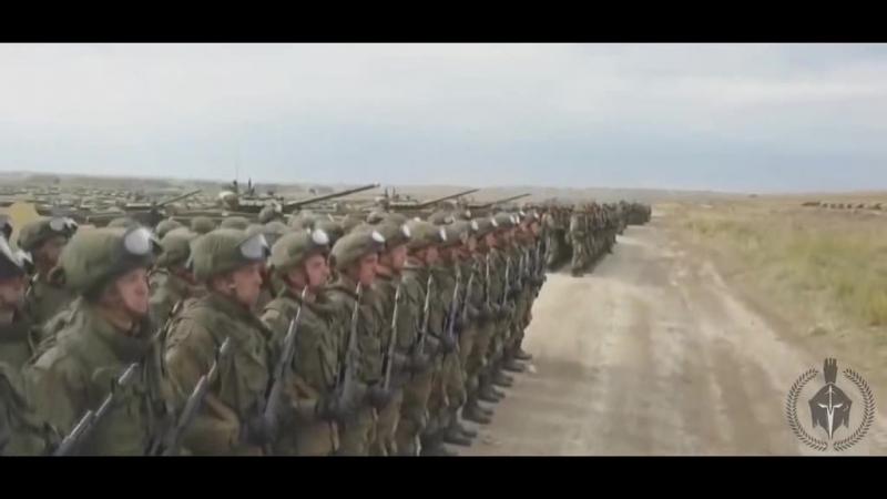 VOSTOK 2018. Military drills Army of Russia, China and Mongolia/ВОСТОК 2018. Военные учения Армий России, Китая и Монголии.