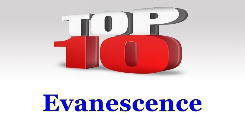 Evanescence TOP10